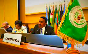 Dr Workneh Travels to Djibouti to Attend IGAD Council Of Ministers Meeting (February 26, 2019)