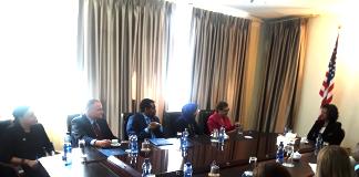 Congresswoman reiterates US support to Ethiopia's economic, political reforms (March 05, 2019)