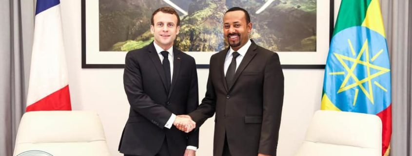 Ethiopia, France sign cooperation agreements to strengthen ties (March 13, 2019