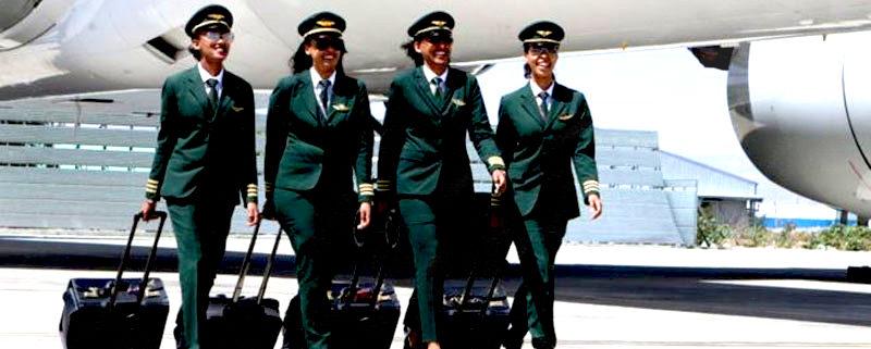 Ethiopia all-women flight marks 8 March (March 08, 2019