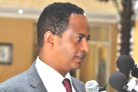 Ethiopia keen on boosting economic ties with US: Ambassador Fitsum (March 07, 2019)