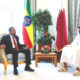 PM Dr Abiy Meets Qatari Prime Minister (March 20, 2019)