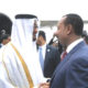 Prime Minister Dr Abiy Arrives In Abu Dhabi (March 20, 2019)
