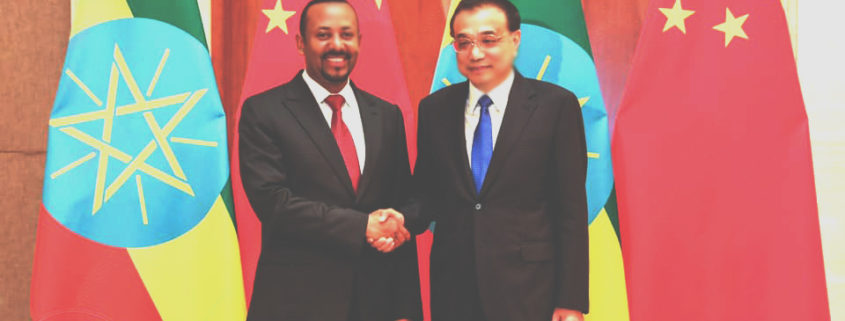 Ethiopia, China Ink Five Agreements (April 24, 2019)