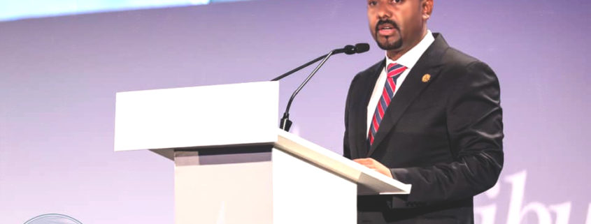 Finalizing GERD key priority, says PM Dr Abiy (April 01, 2019