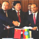 Investment Commission Sign MoUs with Four Chinese Companies (April 26, 2019)