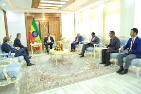 Ivanka Trump Concludes Ethiopia Visit (April 16, 2019